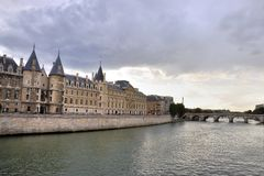 Paris, Conciergerie Stock Photo