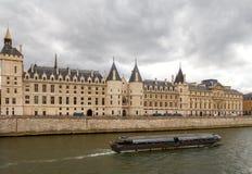 Paris. Conciergerie. Stock Photos