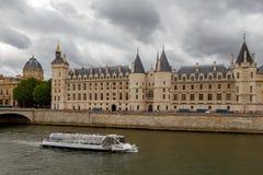 Paris. Conciergerie. Stock Image