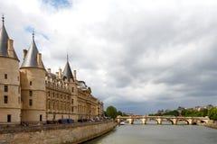 Paris. Conciergerie. Royalty Free Stock Photo