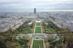 Paris da torre Eiffel Fotografia de Stock Royalty Free