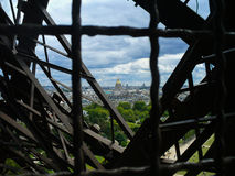 Paris da torre Eiffel Fotos de Stock