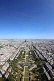 Paris da torre Eiffel Imagem de Stock Royalty Free