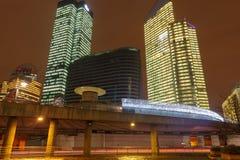 paris Defesa da noite Foto de Stock Royalty Free