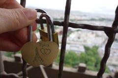 Paris - der Charme der Stadt Ansicht Stockfotos