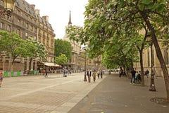Paris - der Charme der Stadt Denkmäler von Paris Stockbilder