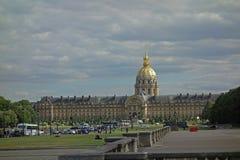 Paris - der Charme der Stadt Denkmäler von Paris Lizenzfreies Stockfoto