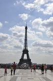 Paris, der Eiffelturm Lizenzfreie Stockbilder