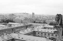 Paris der Schimäre Stockbilder