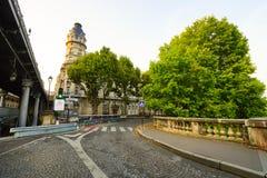Paris du centre Image stock