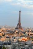 Paris du centre Image libre de droits