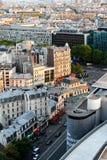 Paris du centre Photographie stock libre de droits