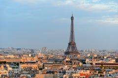 Paris du centre Photos stock