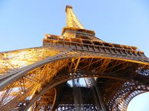 Paris. Eifel Tower Royalty Free Stock Images