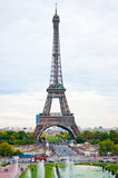Paris, Eiffel Tower. Paris, the beautiful Eiffel Tower Stock Photos