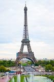 Paris, Eiffel Tower. Stock Photos