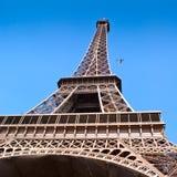 Paris Eiffel Tower. Eiffel Tower of Paris Postcard royalty free stock photo