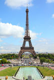 Paris - Eiffel Tower royalty free stock images