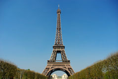 Paris, eiffel tower Stock Photo