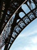 Paris - Eiffel Tower. Eiffel Tower of Paris - details Stock Images