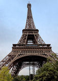 Paris - Eiffel Tower Stock Photography