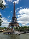 Paris - Eiffel Tower. Eiffel Tower of Paris, France Stock Photography