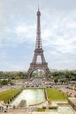 Paris. Eiffel tower Stock Image