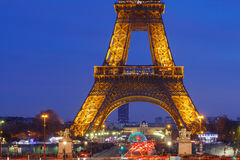 Paris. Eiffel Tower. Royalty Free Stock Photo
