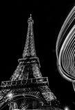 Paris Eiffel Tower Stock Photo