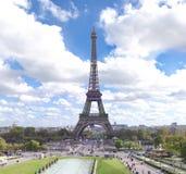 Paris eiffel tower Stock Photos