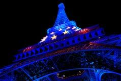 Paris-Eiffelturm Lizenzfreies Stockfoto