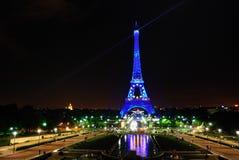 Paris-Eiffelturm Stockbilder