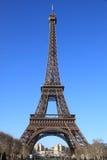 Paris-Eiffelturm Stockfotografie