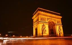 Paris etoile Royalty Free Stock Images