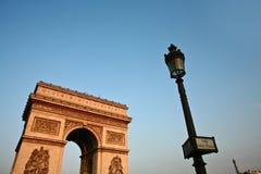 Paris etoile Royalty Free Stock Photo