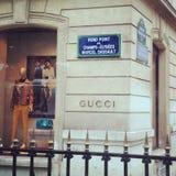Paris fashion Royalty Free Stock Photography