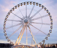 Paris ferries wheel, France Royalty Free Stock Photography