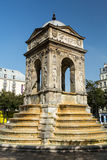Paris - The Fontaine des Innocents Stock Photo