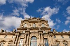 Paris, França 11 de outubro 2017 O Louvre ou o museu do Louvre, i Foto de Stock Royalty Free