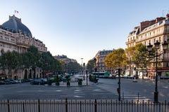 PARIS, FRANÇA, o 26 de abril de 2016 círculo nacional do exército, da marinha e da força aérea Imagens de Stock