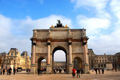 Paris France Royalty Free Stock Photos