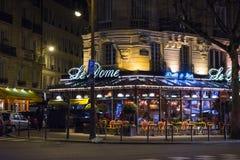 Paris, France - April, 2018. stock photography