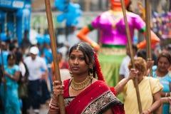 Ganesh Chturthi hindu festival celebration Royalty Free Stock Photography