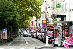 Place de Clichy, Paris Royalty Free Stock Image