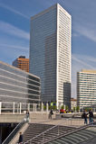 PARIS FRANCE Business district La Defense Stock Photo
