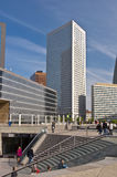 PARIS FRANCE Business district La Defense Stock Image