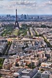 Paris - Eiffel Tower Royalty Free Stock Photos