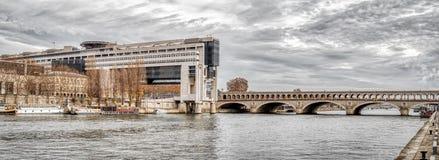 Pont de Bercy - Paris, France royalty free stock photography
