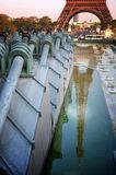 Paris (France) - Eiffel Tower Stock Photo