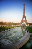 Paris (France) - Eiffel Tower Royalty Free Stock Photography